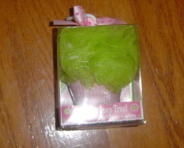 Cupcake soap treat set, cake batter scent, New - $6.95
