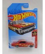 Hot Wheels 66 Chevy Nova HW Flames - $6.43