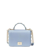 KATE SPADE NEW YORK MAISIE SERRANO PLACE LEATHER PEARL CROSSBODY HANDBAG - $135.58