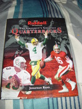 Riddell  PresentsThe Gridiron's Greatest Quarterbacks  - $11.50