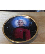 "TNG Plate Collection ""Captain Jean-Luc Picard"" Hamilton - $25.00"