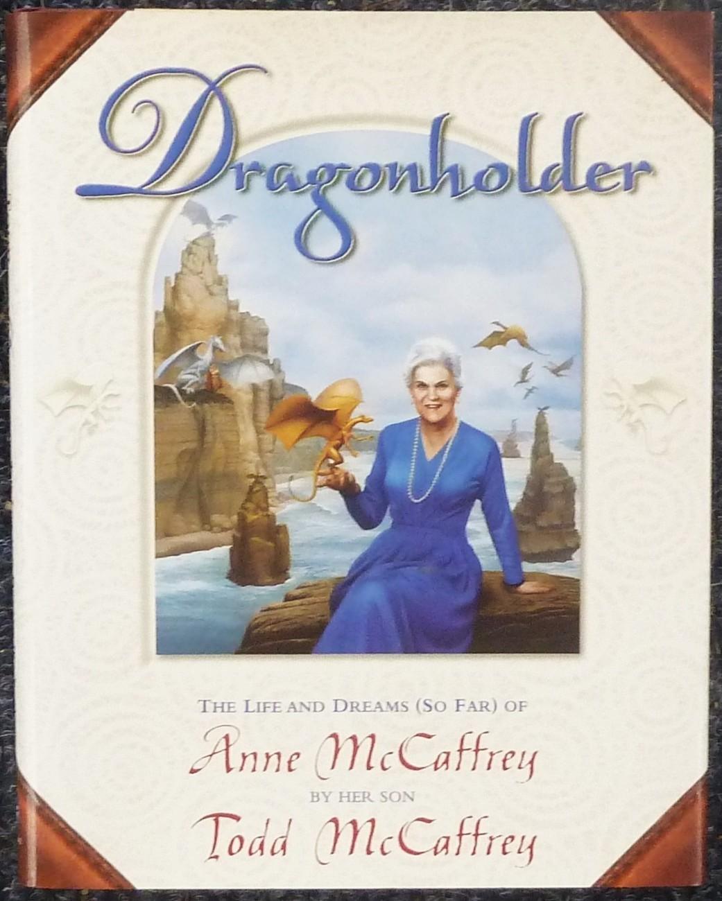Dragonholder by Todd McCaffrey