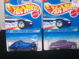 Hot Wheels Pearl Driver Series Set Of 4 - $15.00
