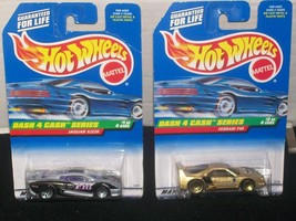 HOT WHEELS 1998 DASH 4 CASH SERIES SET Of 4 - $12.00