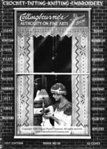 1917 Titanic Era Patterm Book Crochet Knitting Tatting Patterns Reenactm... - $9.99