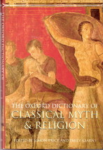The Oxford Dictionary of Classical Myth and Religion  - $20.00