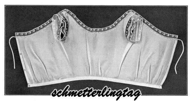 1920 UNDERGARMENT Book Instructions Patterns Lingerie Bras Corset Pantie Chemise image 3