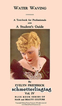1923 Flapper Era Glamourous Hairstyles Book Water Waving Hair Wave DIYBe... - $12.99