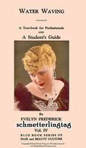 1923 Flapper Era Glamourous Hairstyles Book Water Waving Hair Wave DIYBeautician - $12.99