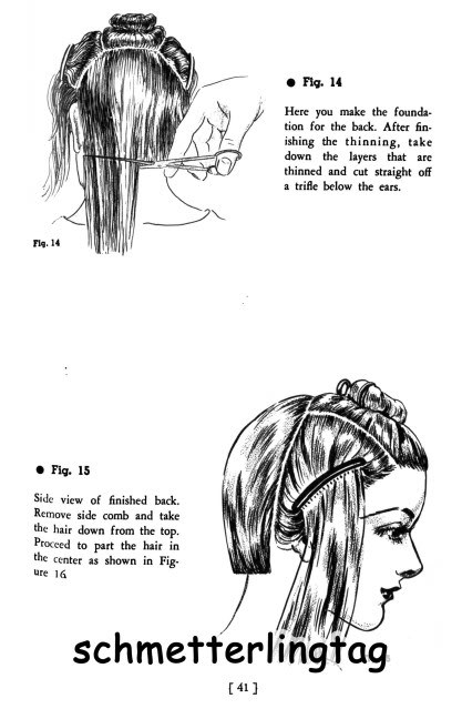1935 Flapper Era Hairstyles Book Depression and 21 similar items