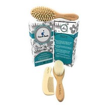 Coco & Beetle Baby Brush Set - Gift for Baby Girl or Boy Newborn to Over... - $25.79
