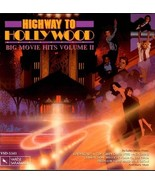 HIGHWAY TO HOLLYWOOD VOL II SOUNDTRACK  CD  RARE - $6.95