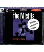 MISFITS SOUNDTRACK ALEX NORTH CD NEW RARE - $34.95