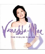 VANESSA MAE THE VIOLIN PLAYER CD  RARE - $6.95