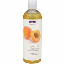 APRICOT KERNEL OIL 16 OZ by Now Foods supply:healthylife.usa - $24.06