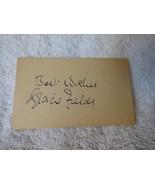 c1929-30 Autograph GRACIE FIELDS British Acresss Singer Comedian Film Mu... - $19.80