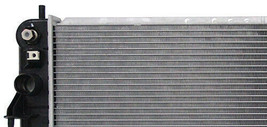 RADIATOR GM3010146 FITS 00 CADILLAC DEVILLE DTS MODEL WITH EOC image 2