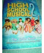 Disney High School Musical 2 paperback - $4.00