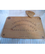 William Fuld early 1900s Ouija spirit talking board - $300.00