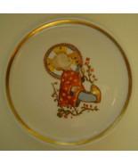 Berta Hummel Miniature Plate, Asian Boy - $12.00