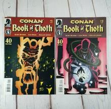 Dark Horse Comics - Conan Book of Thoth #1 & #2  (Add More Comics & Save... - $6.54