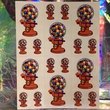 VTG Lisa Frank Complete Sticker Sheet GUMBALL MACHINE! Rare HTF S157 QuickSHIP image 2