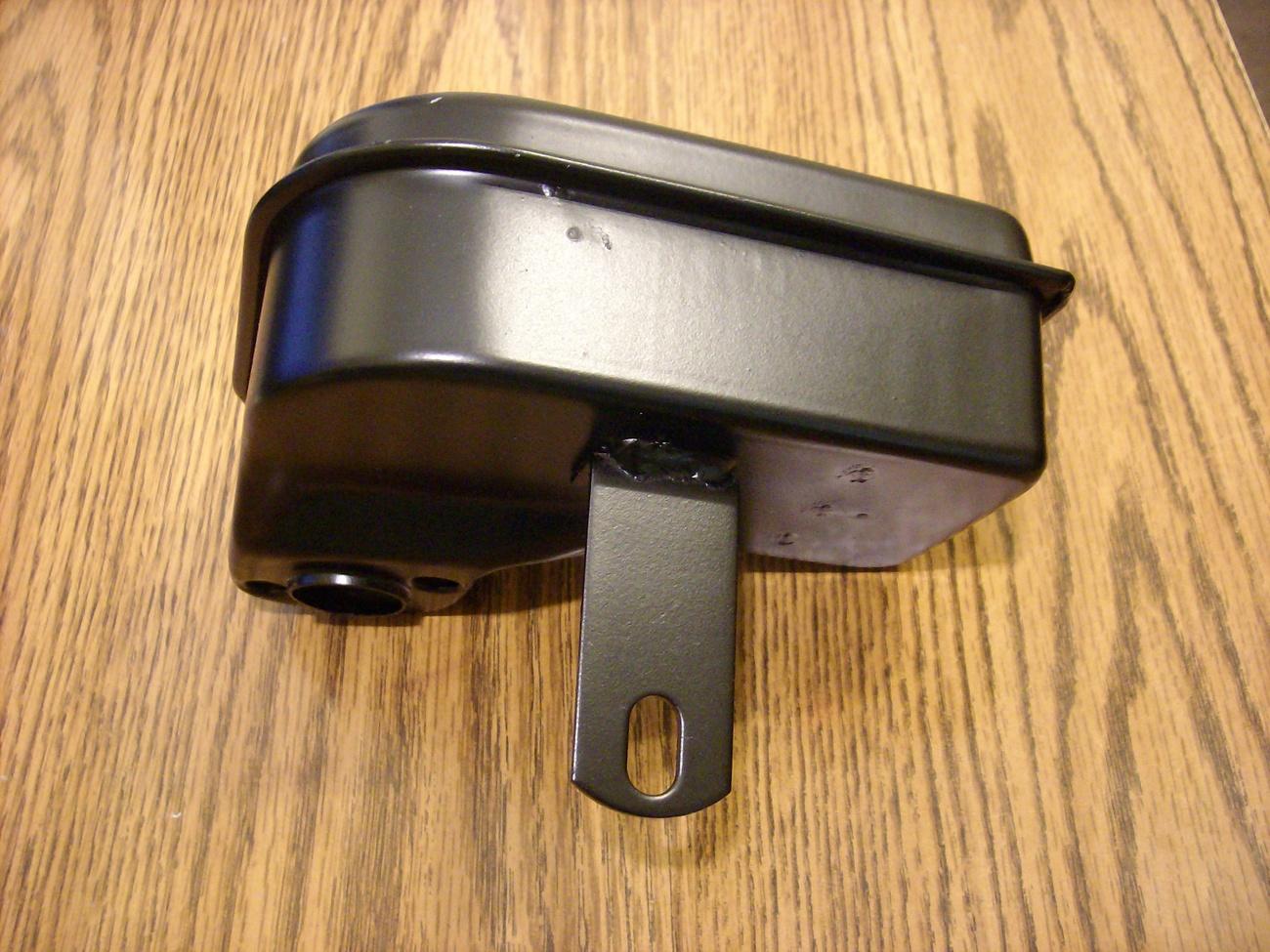Tecumseh muffler 33280A / 34185B