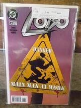 LOBO #43 DC Comic Book - $6.92