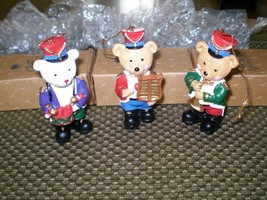 Holiday Ornaments Avon Collection - $5.00