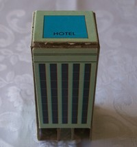 Prize Property Game Piece 1974 Blue Hotel - $3.25