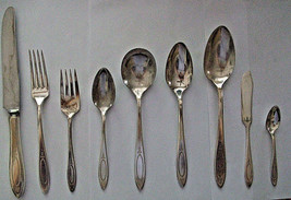 Oneida Adam Silverplate Flatware Community Plate 1917 VGC Your Choice - $3.16+