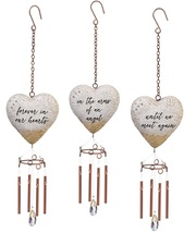 Heart Chimes - 3 Different Designs by Grasslands Road - $16.00