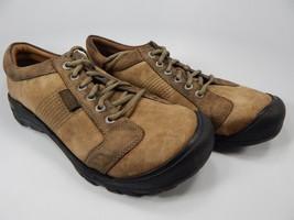 Keen Austin Size US 12 M (D) EU 46 Men's Casual Shoes Brown 1007722