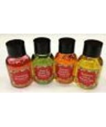 Set of 4 Assorted 1 fluid ounce (1 fl. oz.) Shower Gels with Different S... - $3.95