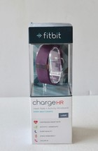 Fitbit Charge Hr - Large - Open Box - $51.38