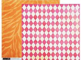 Teresa Collins Freestyle 7x10 Inch Project Kit, Paper Crafting #FR1615 image 7