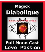zrxv Quantum Love Spell Obsession Diabolique Magick Betweenallworlds Rit... - $159.00