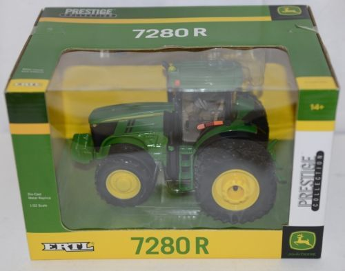 John Deere TBE45284 Prestige Collection Die Cast 7280R Tractor