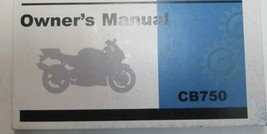 1992 honda cb750 Nighthawk Motorbike Operators Owners Owner Manual NEW - $49.88