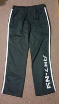 A87 by AERO Aeropostale Fashion Athletic Pants Size L Mens Sportswear Black - $22.76