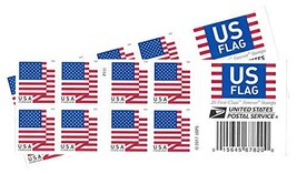 USPS US Flag 2018 Forever Stamps (Book of 40) - $28.90