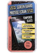 Shatter-Resistant Screen Guard Tempered Glass for iPhone X/XS - $5.95
