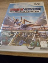Nintendo Wii Summer Athletics: The Ultimate Challenge image 1
