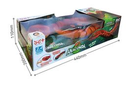 "Bandi Toys Wireless Remote Control Anaconda Snake 2.4Ghz RC Controller Toy 29.9"" image 7"