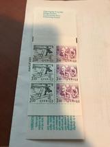 Sweden Europa booklet mnh 1989 - $7.95