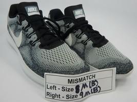 Mismatch Nike Free Rn 2017 Taglia 8 M (B) Sinistro & 9 (B) Destro Donna Scarpe