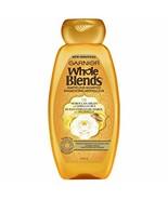 Garnier Whole Blends Shampoo with Moroccan Argan & Camellia Oils Extract... - $12.93