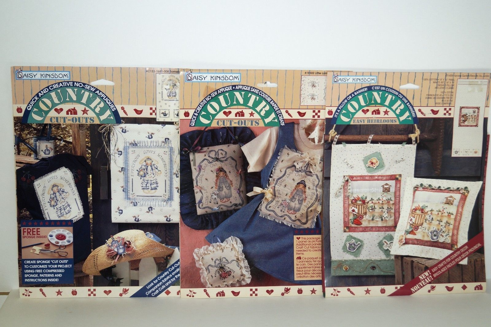 A delicious selection of quilt patterns designed by gourmet quilter