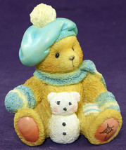 CHERISHED TEDDIES A New Year with Old Friends JACK JANUARY BEAR 914754 N... - $12.59
