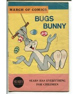 """March Of Comics #273 1965-Bugs Bunny-5 X 7 1/4"""" -VG - $27.74"""